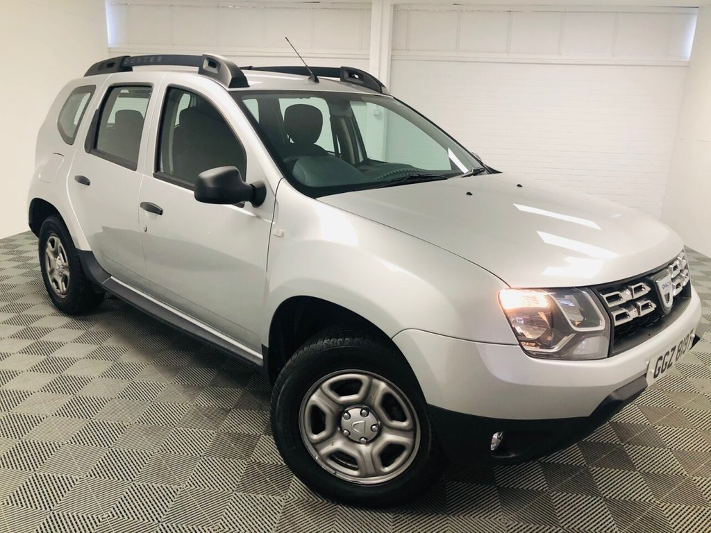 USED 2017 DACIA DUSTER 1.5 AMBIANCE DCI 5d 109 BHP £189 a month, T&Cs apply.