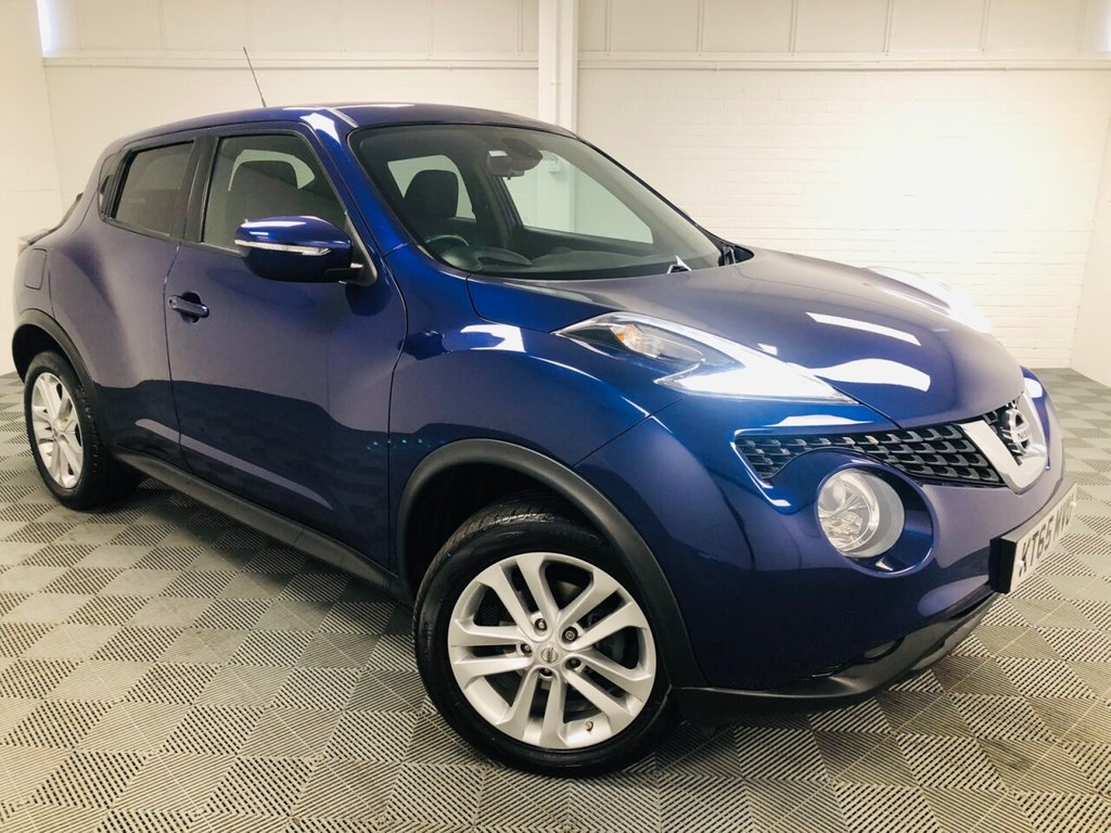 USED 2016 65 NISSAN JUKE 1.5 DCI N-CONNECTA £179 a month, T&Cs apply.