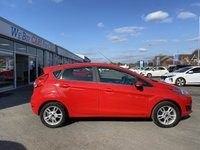 USED 2017 17 FORD FIESTA 1.2 ZETEC Petrol 5d 5 Seat Family Hatchback with Unbelievable Low Mileage and Great Value for Money. Recent Service & MOT, Now Ready to Drive Away.  1 Former Keeper