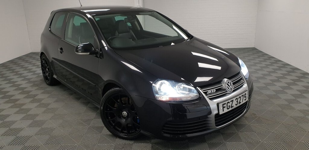 USED 2009 VOLKSWAGEN GOLF 3.2 R32 3d 250 BHP NATIONWIDE DELIVERY AVAILABLE!