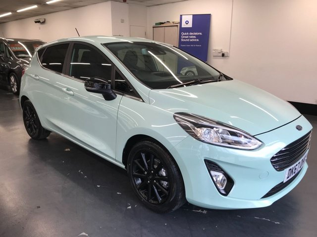 USED 2017 67 FORD FIESTA 1.0 B AND O PLAY TITANIUM 5d 99 BHP B & O Play Model, Style pack, rear parking distance sensors, touchscreen satnav