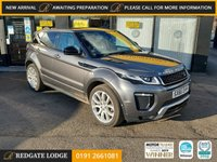 USED 2017 66 LAND ROVER RANGE ROVER EVOQUE 2.0 TD4 HSE DYNAMIC 5d 177 BHP SAT/NAV, DAB, BLUETOOTH