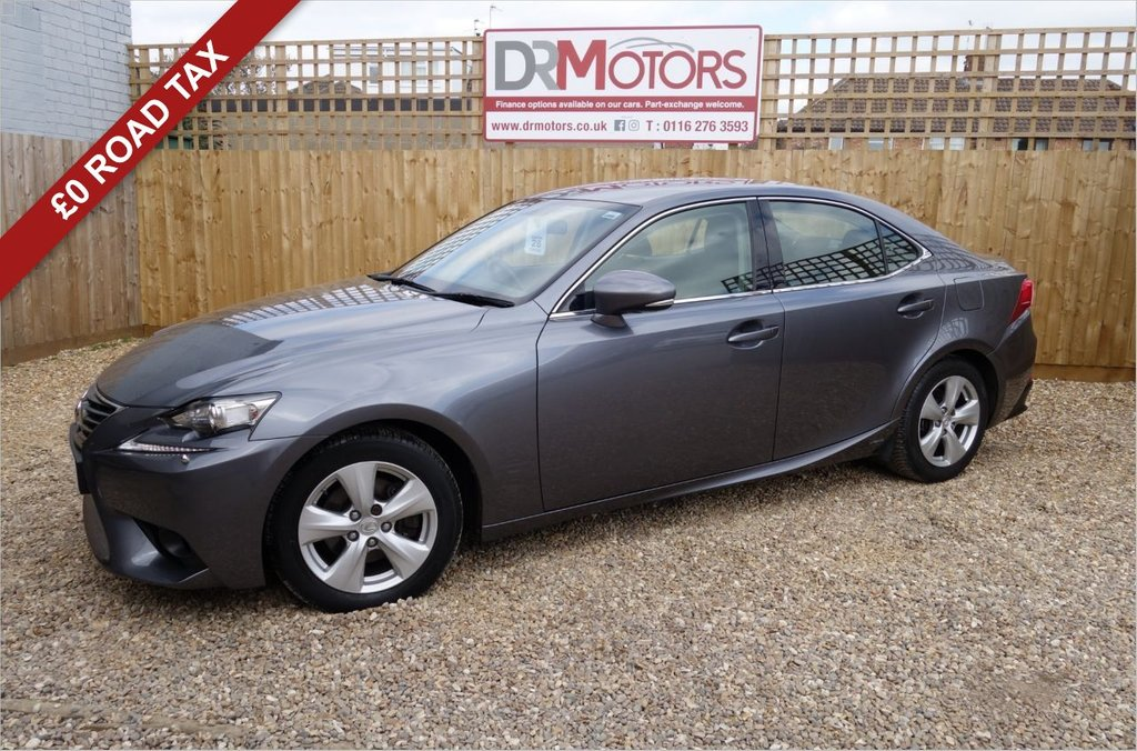 USED 2014 14 LEXUS IS 2.5 300H SE 4d 220 BHP *** 6 MONTHS NATIONWIDE GOLD WARRANTY ***