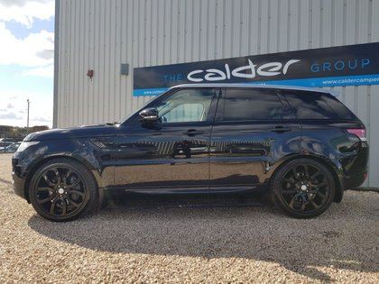 USED 2015 15 LAND ROVER RANGE ROVER SPORT 3.0 SDV6 HSE 5d 306 BHP