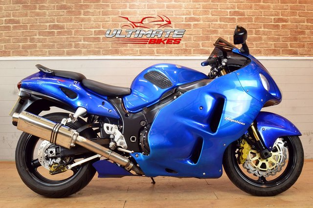 USED 2006 56 SUZUKI GSX 1300 R HAYABUSA K7 - FREE DELIVERY AVAILABLE