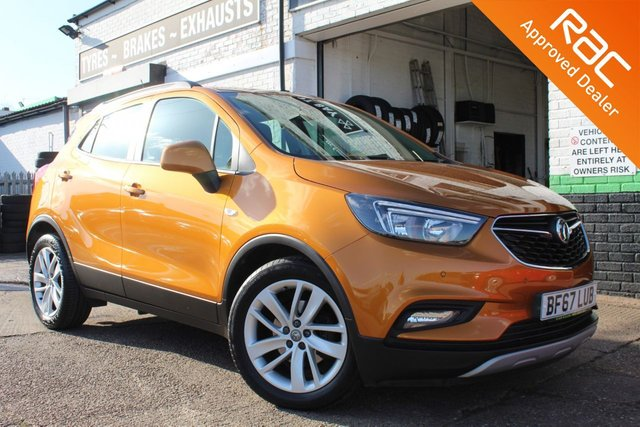 USED 2017 67 VAUXHALL MOKKA X 1.4 ACTIVE 5d 138 BHP AUTOMATIC VIEW AND RESERVE ONLINE OR CALL 01527-853940 FOR MORE INFO.
