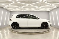 USED 2014 64 VOLKSWAGEN GOLF 2.0 GTD 5d 181 BHP WE HAVE FITTED UPGRADED FRESHLY POWDER COATED GLASS BLACK GOLF R 19' ALLOYS, DAB, BLUETOOTH, TINTED GLASS, BLACK ROOF + MIRROR CAPS