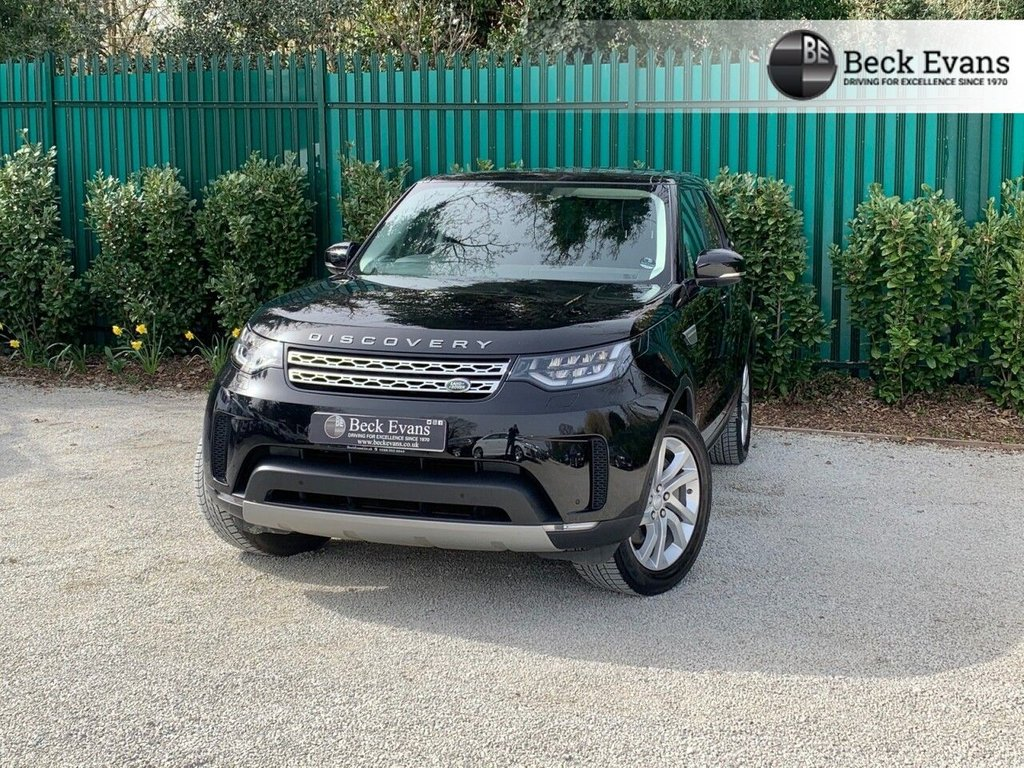 USED 2019 69 LAND ROVER DISCOVERY 5 3.0 SDV6 COMMERCIAL HSE 302 BHP 5 SEATER  LOW MILEAGE