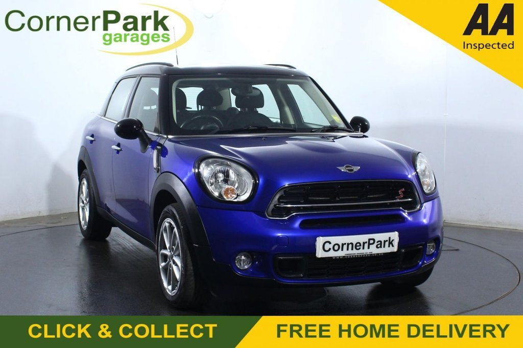 USED 2016 66 MINI COUNTRYMAN 2.0 COOPER SD 5d 141 BHP