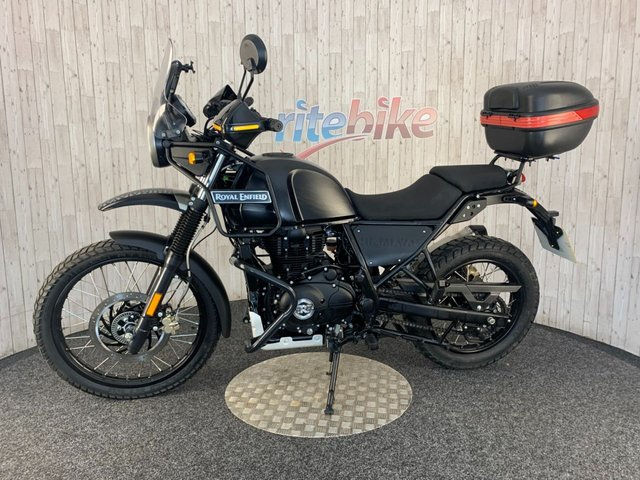 ROYAL ENFIELD HIMALAYAN at Rite Bike