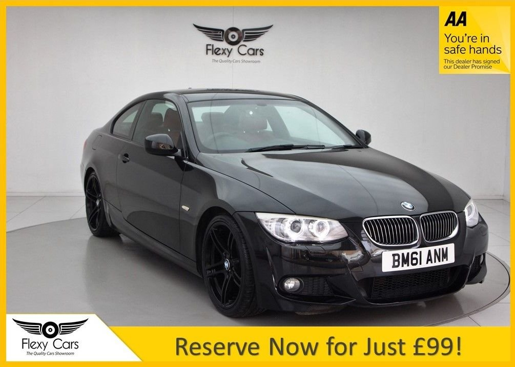 USED 2012 61 BMW 3 SERIES 2.0 318I SPORT PLUS EDITION 2d 141 BHP