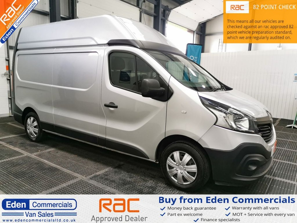 USED 2016 65 RENAULT TRAFIC 1.6 LH29 BUSINESS ENERGY * LONG WHEEL BASE *