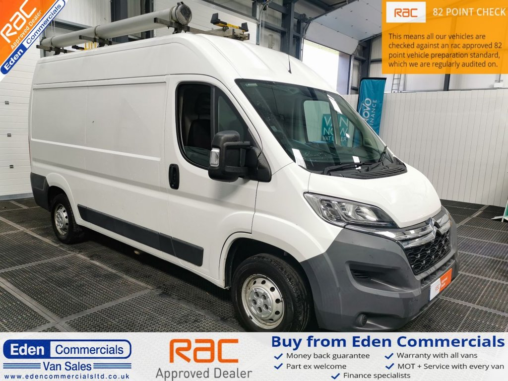 USED 2015 15 CITROEN RELAY 2.2 35 L2H2 HDI 129 BHP