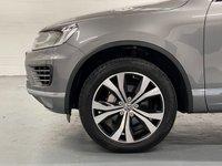 USED 2015 15 VOLKSWAGEN TOUAREG 3.0 TDI V6 BlueMotion Tech R-Line Tiptronic 4x4 (s/s) 5dr