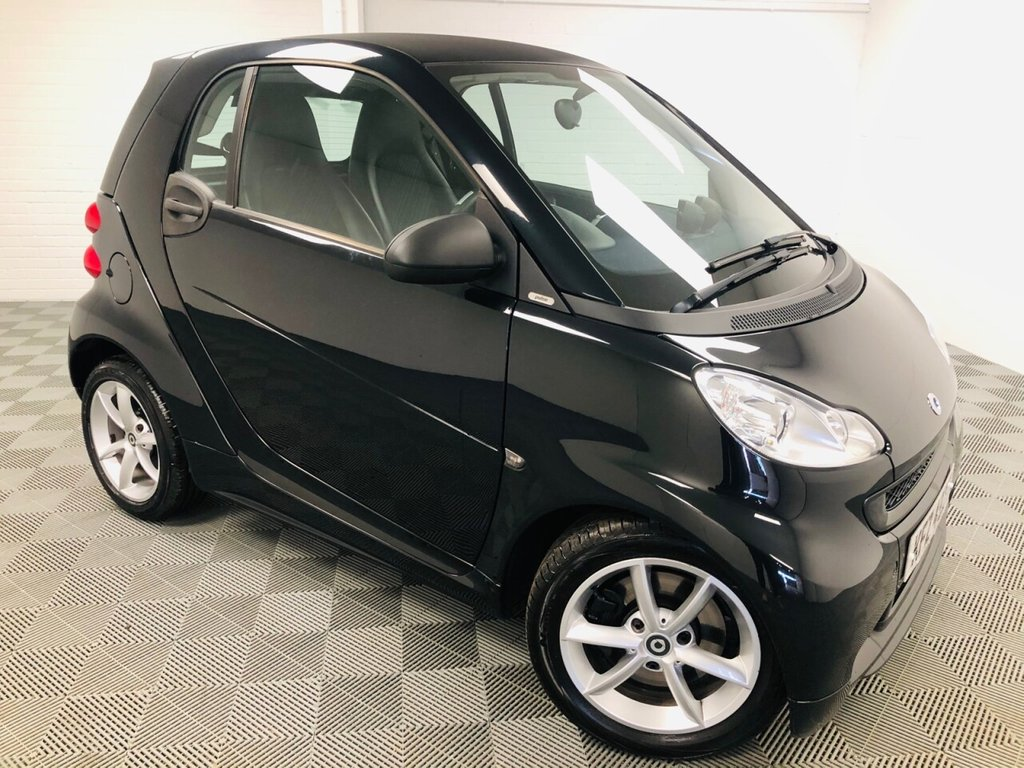 USED 2012 SMART FORTWO 1.0 PULSE MHD 2d 71 BHP £80 a month, T&C's apply.