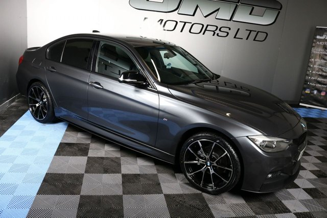 USED 2014 BMW 3 SERIES LATE 2014 BMW 320D M SPORT X-DRIVE M PERFORMANCE KITTED 181 BHP AUTO (FINANCE AND WARRANTY)