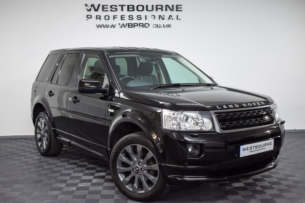USED 2012 T LAND ROVER FREELANDER 2.2 SD4 SPORT LE 5d 190 BHP Click&Collect / Home Delivery