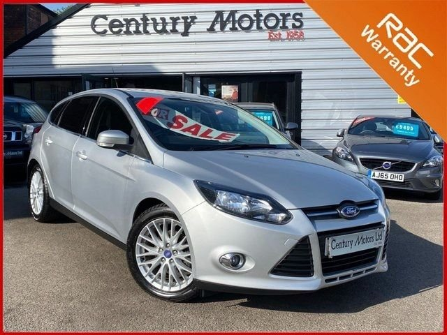 2011 61 FORD FOCUS 1.6 Ti-VCT Zetec 5dr - APPEARANCE PACK