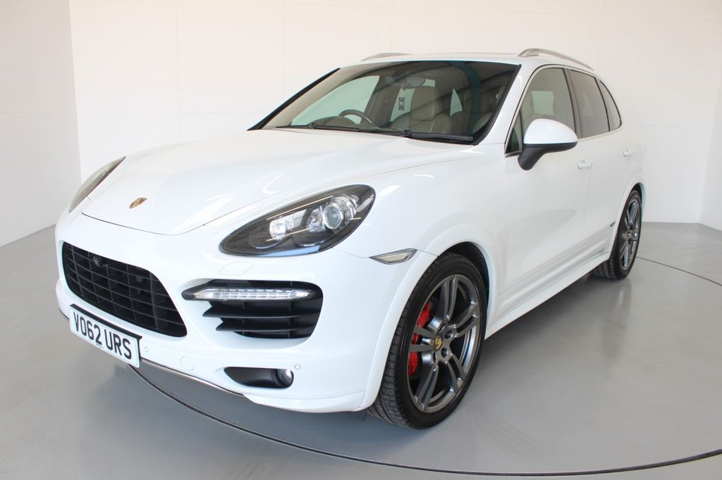 USED 2012 62 PORSCHE CAYENNE 4.8 V8 GTS TIPTRONIC S 5d 420 BHP-2 OWNER CAR-GREAT SPEC-BURMESTER SOUND-PANORAMIC SUNROOF-CARBON STEERING WHEEL-ELECTRIC MEMORY SEAT-ELECTRIC FOLDING MIRRORS-BLUETOOTH-CRUISE CONTROL-SATNAV-PARKING SENSORS-REVERSE CAMERA-CLIMATE CONTROL-HEATED BROWN LEATHER-POWER TAILGATE