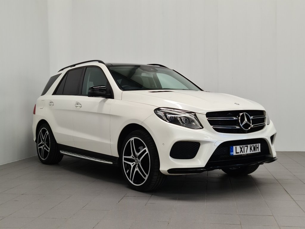 USED 2017 17 MERCEDES-BENZ GLE-CLASS 3.0 GLE 350 D 4MATIC AMG LINE PREMIUM PLUS 5d 255 BHP Call us for Finance and Delivery options