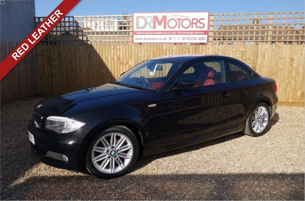 USED 2011 61 BMW 1 SERIES 2.0 120D M SPORT 2d 175 BHP *** WE OFFER FINANCE ON THIS CAR ***