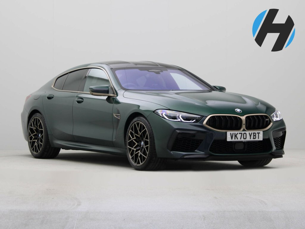 USED 2020 70 BMW 8 SERIES GRAN COUPE 4.4 M8 COMPETITION FIRST EDITION