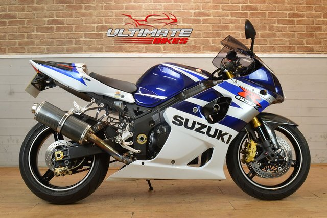 USED 2004 04 SUZUKI GSXR 1000 K4  - FREE DELIVERY AVAILABLE