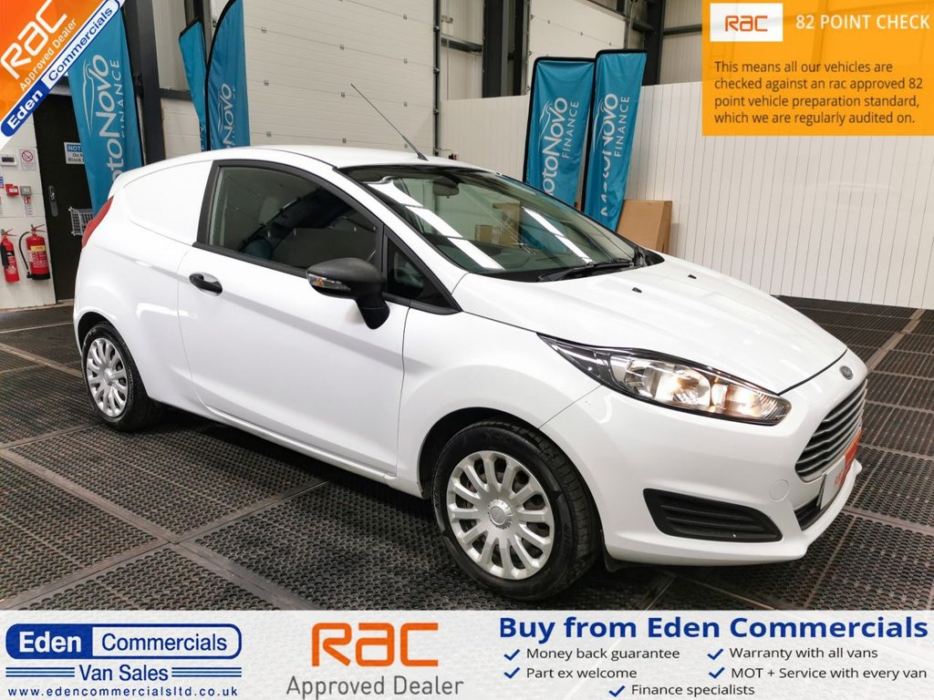 USED 2015 65 FORD FIESTA 1.5 BASE TDCI 3d 74 BHP