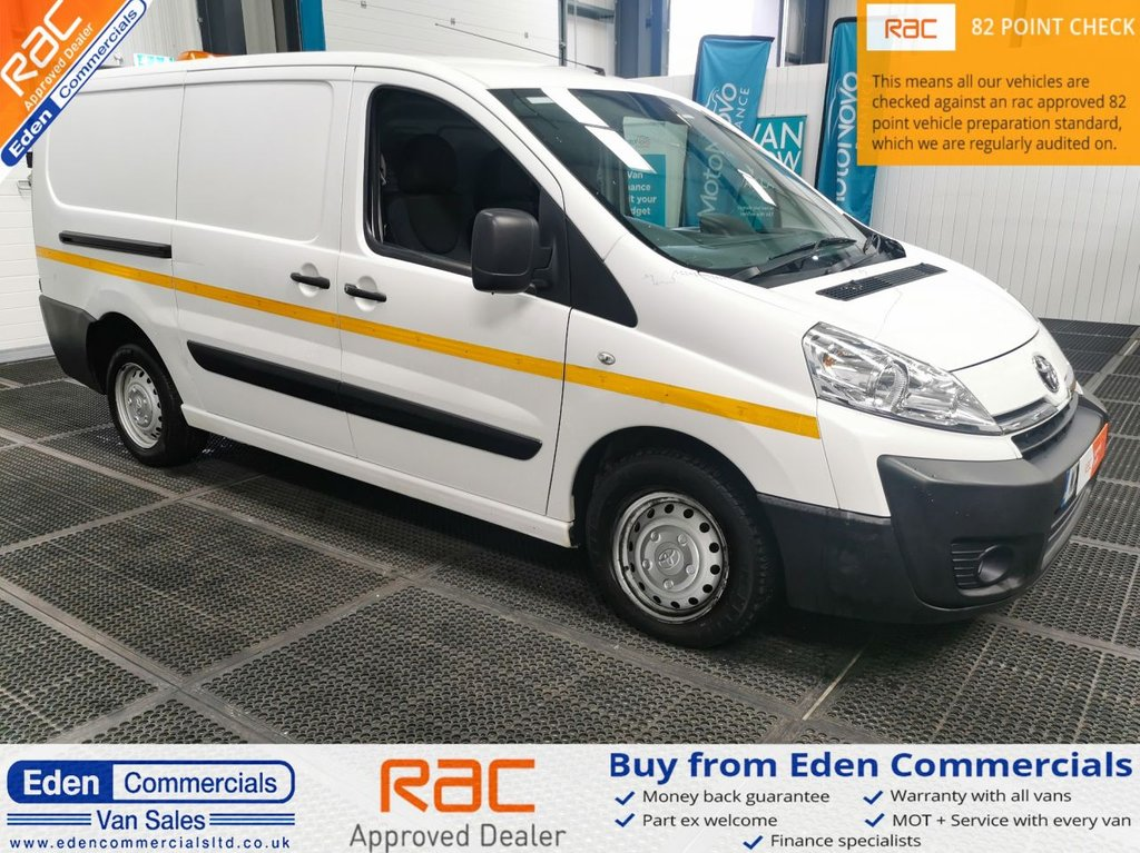 USED 2016 16 TOYOTA PROACE 2.0 L2H1 HDI 1200