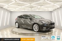"""USED 2017 17 FORD FOCUS 1.5 ST-LINE TDCI 5d 118 BHP 18"""" ALLOYS, SAT/NAV, PRIVACY GLASS, DAB..."""