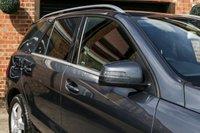 USED 2013 63 MERCEDES-BENZ M-CLASS 2.1 ML250 BLUETEC AMG SPORT 5d AUTO 204 BHP
