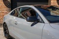 USED 2013 63 AUDI A5 2.0 TDI BLACK EDITION 2d AUTO 177 BHP