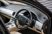 USED 2013 63 JAGUAR XF 2.2 D LUXURY 4d AUTO 163 BHP