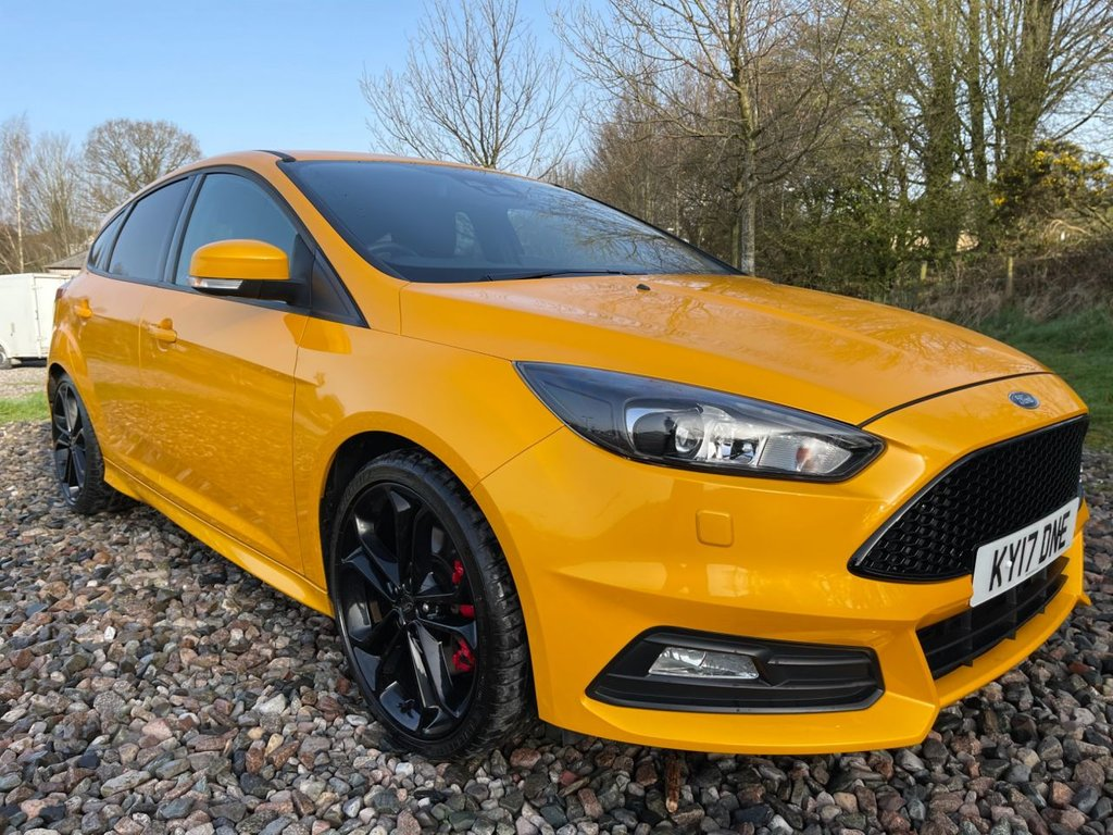 USED 2017 17 FORD FOCUS 2.0 ST-3 5d 247 BHP Free Next Day Nationwide Delivery