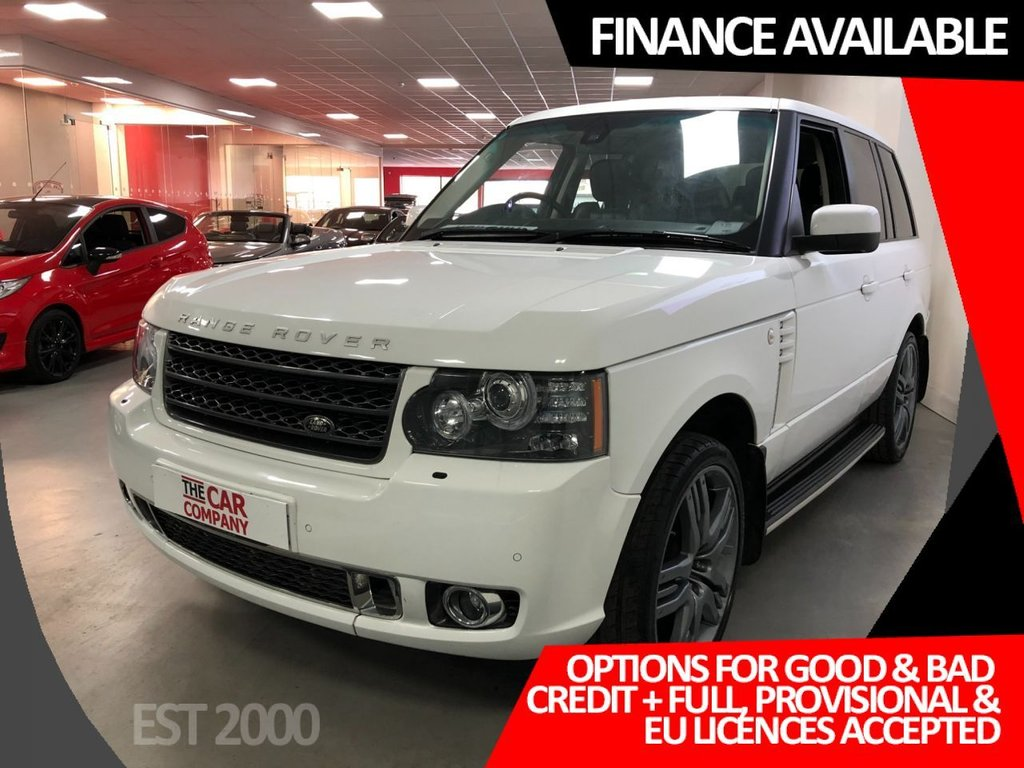 USED 2011 11 LAND ROVER RANGE ROVER 4.4 TDV8 VOGUE 5d 313 BHP * PARKING SENSORS WITH REVERSING CAMERA *  6 SERVICE STAMPS *  CRUISE CONTROL * HEATED LEATHER *