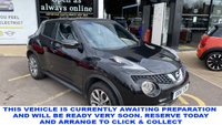 USED 2016 16 NISSAN JUKE 1.5 TEKNA DCI 5d 5 Seat Family SUV with Massive High Spec