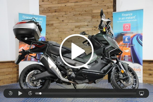 USED 2020 20 HONDA X-ADV X-ADV 750-K ABS DCT SEMI AUTO