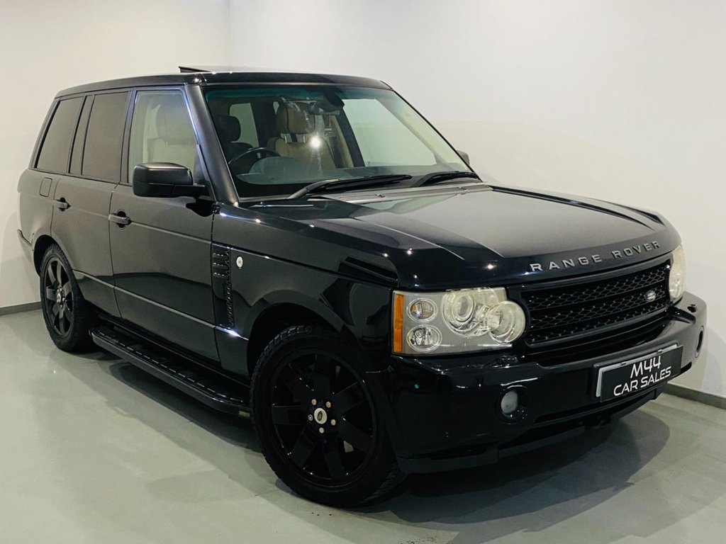 USED 2007 07 LAND ROVER RANGE ROVER 3.6 TDV8 VOGUE 5d 272 BHP Sat Nav/ Privacy Glass/ Isofix/ Heated Seats/ Alloy Wheels