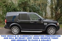 USED 2012 62 LAND ROVER DISCOVERY 4 3.0 SDV6 HSE 5d 7 Seat Family SUV 4x4 AUTO with Massive High Spec