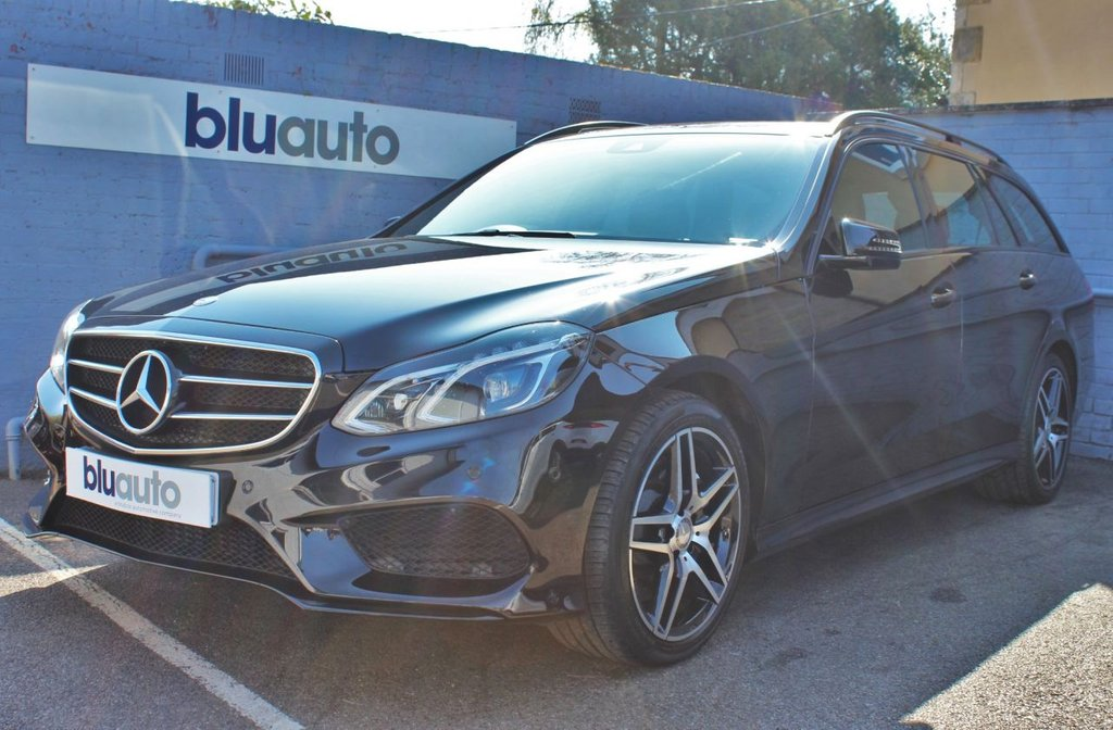 USED 2016 16 MERCEDES-BENZ E-CLASS 3.0 E350 BLUETEC AMG NIGHT EDITION 5d 255 BHP 1 Owner, LOW Mileage, superb Condition, Leather Seats, Heated Seats, Satellite Navigation...