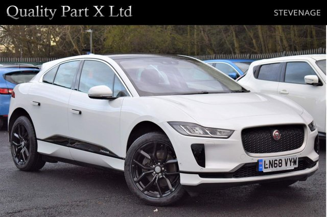 USED 2018 68 JAGUAR I-PACE 90kWh S Auto 4WD 5dr SATNAV,CAMERA,PANROOF,HEADS-UP