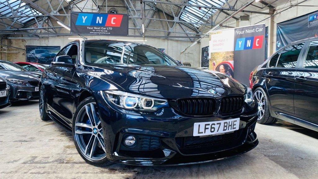 USED 2017 67 BMW 4 SERIES 2.0 430i M Sport Gran Coupe Auto (s/s) 5dr PERFORMANCEKIT+MPLUSPACK+19S