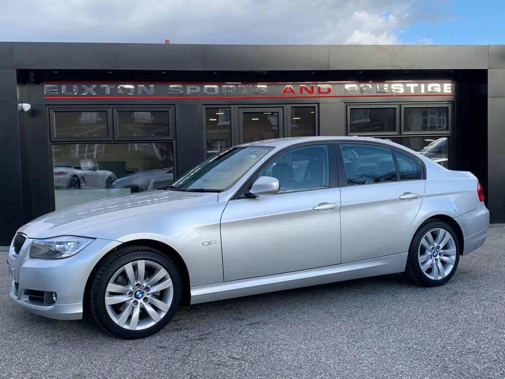 USED 2010 60 BMW 3 SERIES 2.0 320d SE Business Edition 4dr DOCUMENTED SERVICE HISTORY