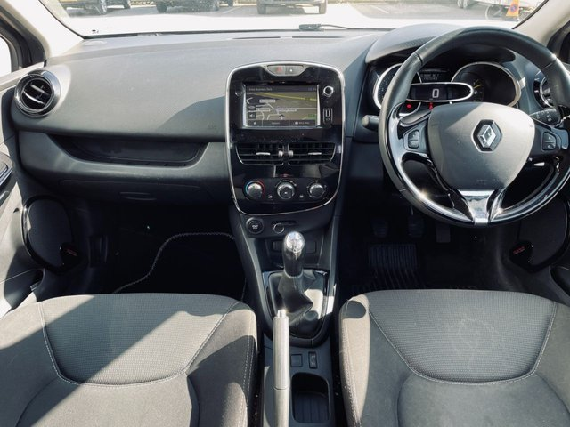 USED 2014 63 RENAULT CLIO 1.5 DYNAMIQUE MEDIANAV ENERGY DCI ECO2 S/S 5d 90 BHP 1 PREVIOUS OWNER - METALLIC DIAMOND BLACK - SATELLITE NAVIGATION - BLUETOOTH CONNECTIVITY - ONLY 62,000 MILES - MOT MARCH 2022