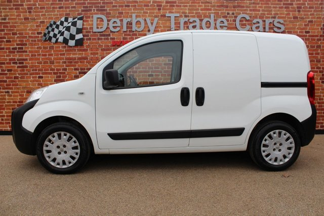 PEUGEOT BIPPER at Derby Trade Cars