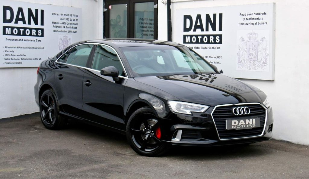 USED 2016 66 AUDI A3 1.6 TDI 30 Sport S Tronic (s/s) 4dr 1 OWNER*SATNAV*APPLE PLAY