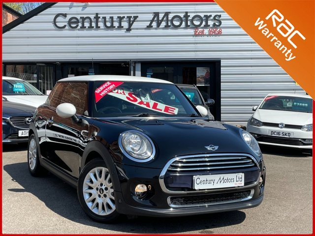 2014 14 MINI HATCH 1.5T Cooper (s/s) 3dr - MEDIA PACK + PARK ASSIST