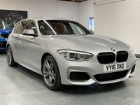USED 2016 16 BMW 1 SERIES 3.0 M135i Auto (s/s) 5dr