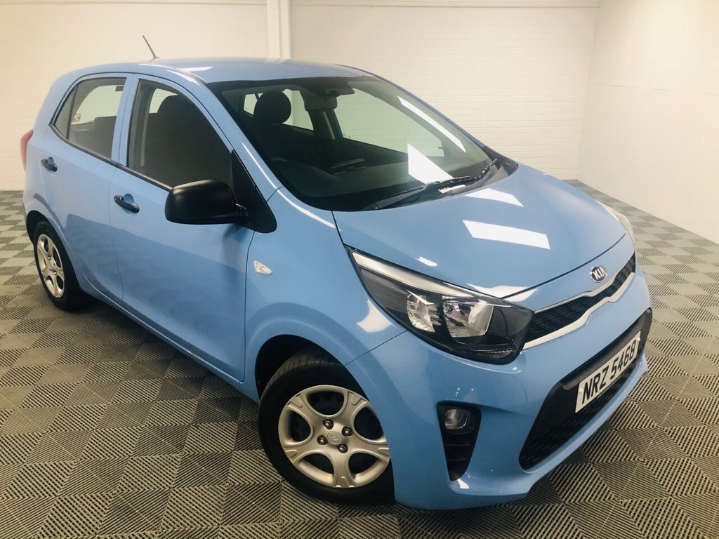 USED 2018 KIA PICANTO 1.0 1 5d 66 BHP £149 a month, T&Cs apply.