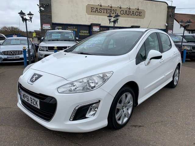 USED 2012 61 PEUGEOT 308 1.6 HDI ACTIVE 5d 92 BHP